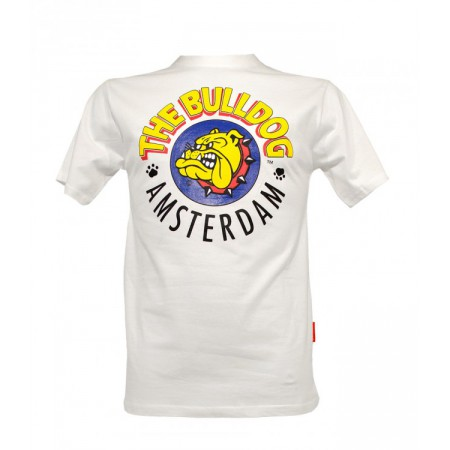 THE BULLDOG T-SHIRT BIANCA
