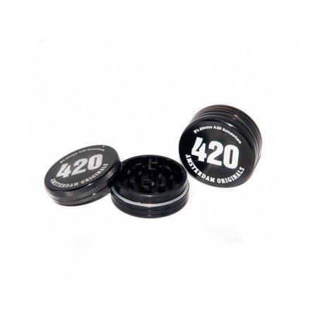 GRINDER ALLUMINIO CNC 420 - 2parti / 4parti 50mm
