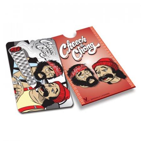 """GRINDER CARD """"CHEECH & CHONG"""""""