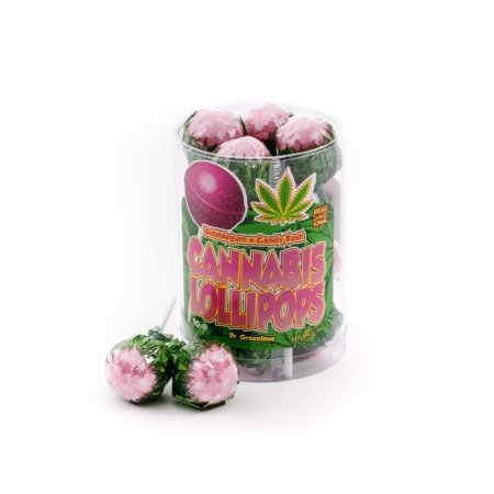 CANNABIS LOLLIPOPS - vari gusti