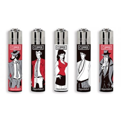 CLIPPER LARGE SPECIAL EDITION LUPIN (serie5)