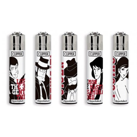 CLIPPER LARGE SPECIAL EDITION LUPIN (serie7)