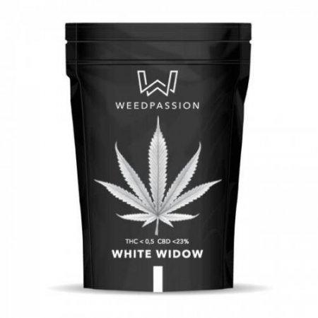 WHITE WIDOW 1gr (CBD max 23%) - WeedPassion