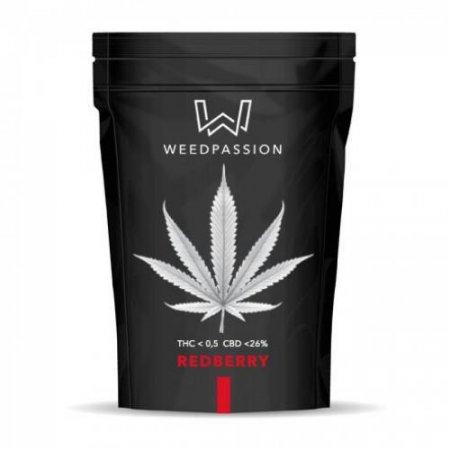 REDBERRY 1gr (CBD max 26%) - WeedPassion - PREMIATA