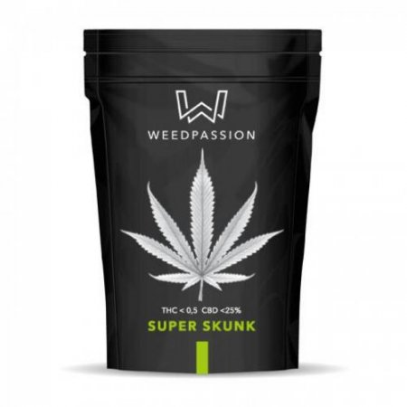 SUPERSKUNK 1gr (CBD max 25%) - WeedPassion