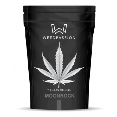 MOONROCK 1gr (CBD max 30%) - WeedPassion