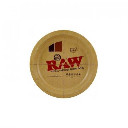 VASSOIO TONDO 12cm - Raw