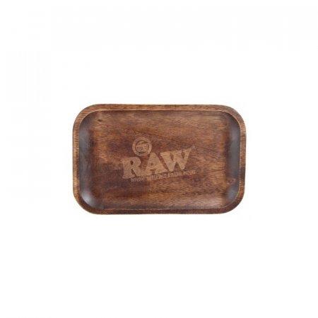 VASSOIO LEGNO 27x18cm - Raw