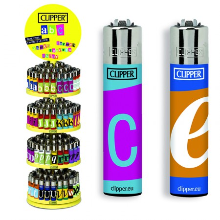 CLIPPER LARGE ABC 1
