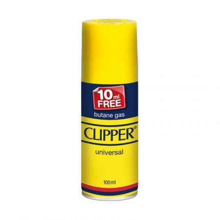 CLIPPER RICARICA GAS 100ML