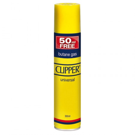CLIPPER RICARICA GAS 300ML