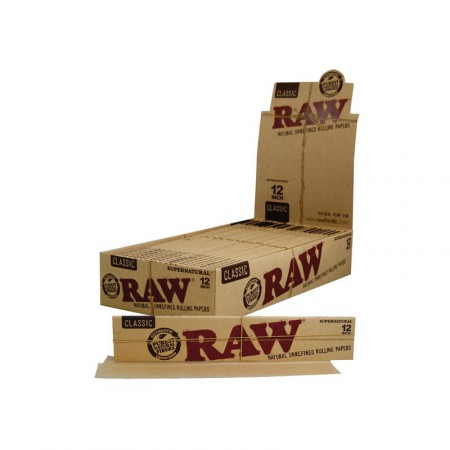 RAW CLASSIC CARTINA SUPERNATURAL 12inch 28centimetri