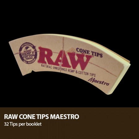 RAW CONE TIPS MAESTRO 9cm