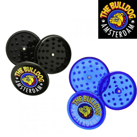 THE BULLDOG GRINDER PLASTICA COLORATA