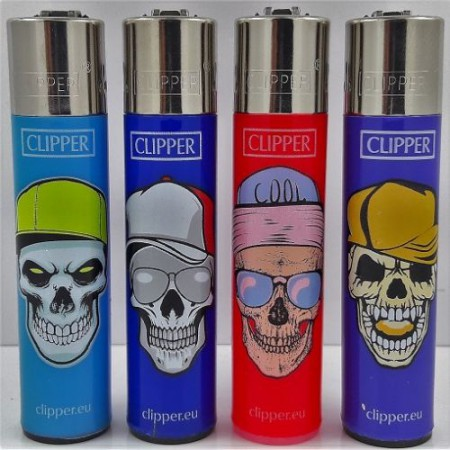 CLIPPER LARGE SKULL HATS 2 VIP LIMITED EDITION