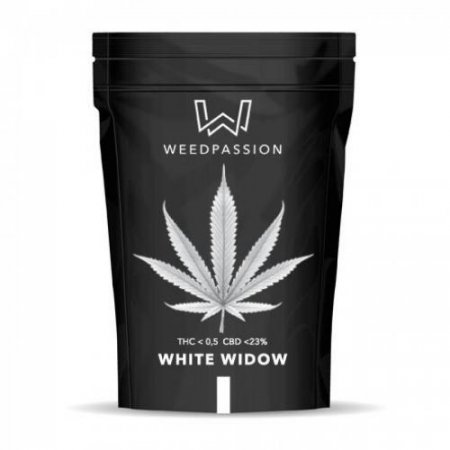 WHITE WIDOW 1gr (CBD max 23%) - WeedPassion