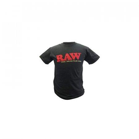 "RAW T-SHIRT ""RAWTHENTIC"" DA UOMO - Taglia L"