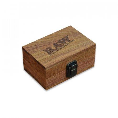 RAW WOOD BOX - scatola in legno
