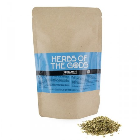 YERBA MATE' (Mate Tea) 80grammi Herb Of The Gods