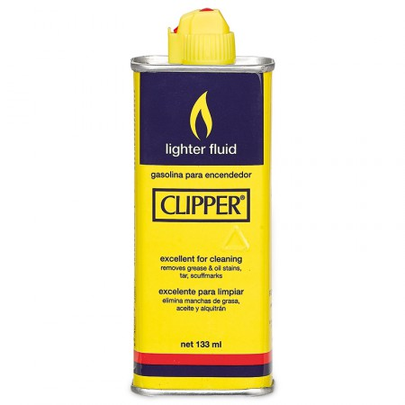CLIPPER RICARICA BENZINA GASOLINA 133ML